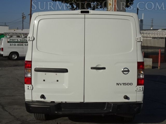 Nissan NV 2015 price $7,450