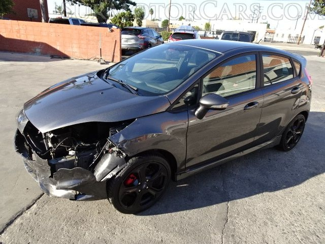 Ford Fiesta 2019 price $7,950