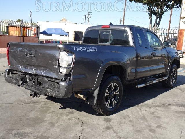Toyota Tacoma 2016 price $14,950