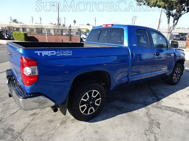 Toyota Tundra 4WD 2018 price $18,950