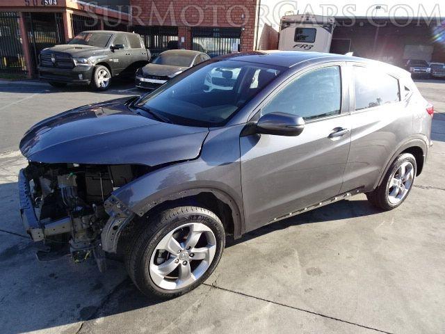 Honda HR-V 2016 price $7,950