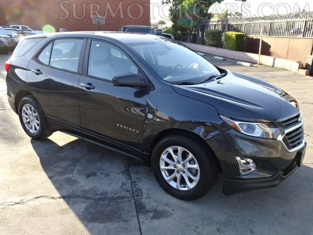 Chevrolet Equinox 2020 price $10,950