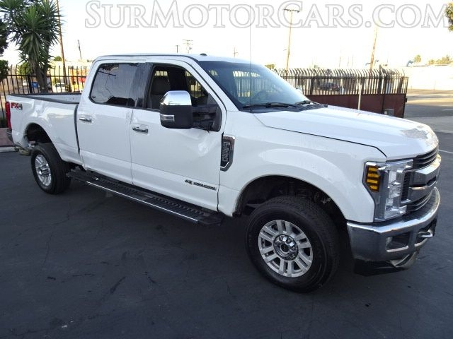 Ford Super Duty F-350 SRW 2019 price $27,950