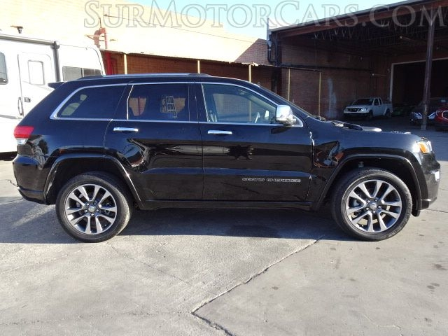 Jeep Grand Cherokee 2017 price $11,950
