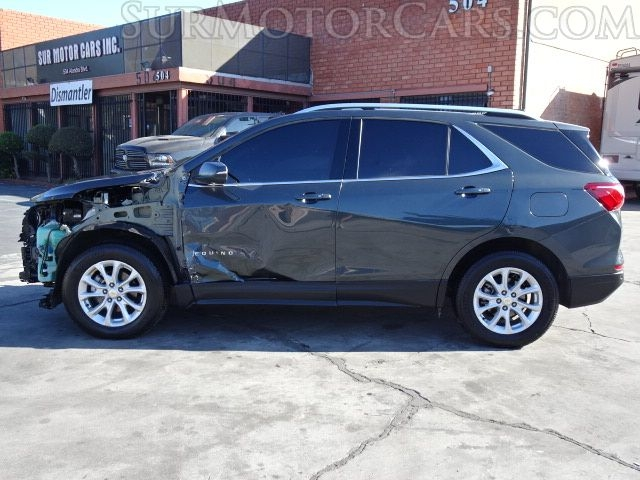 Chevrolet Equinox 2018 price $8,950
