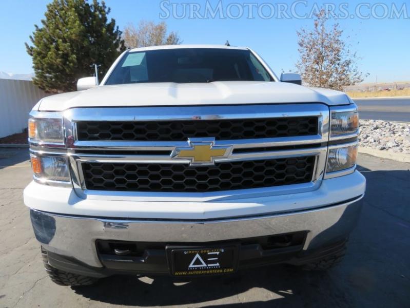 Chevrolet Silverado 1500 2014 price $14,950