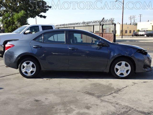 Toyota Corolla 2017 price $6,950