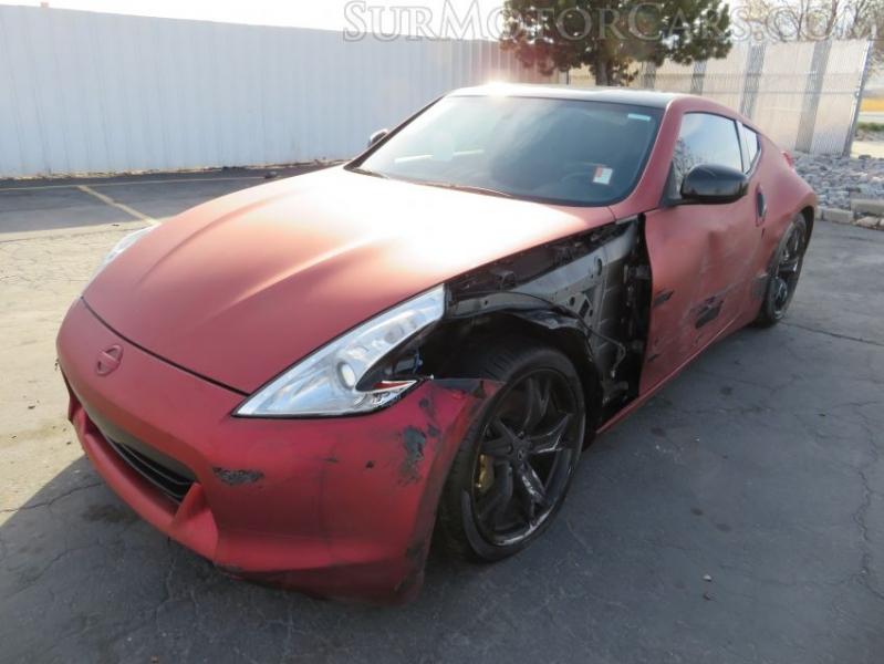 Nissan 370Z 2009 price $6,950
