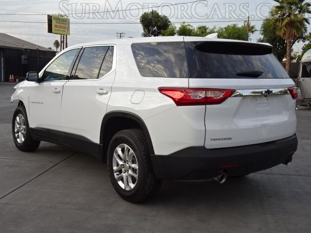 Chevrolet Traverse 2019 price $8,950