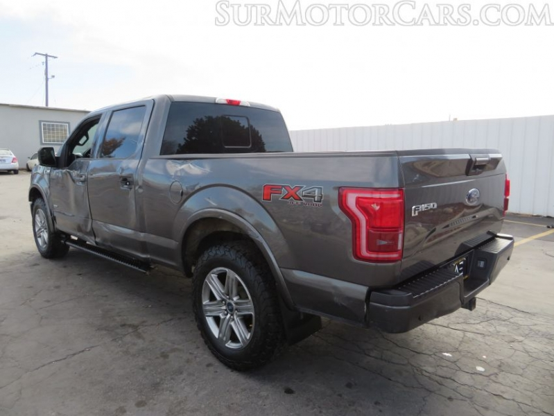 Ford F-150 2016 price $10,950