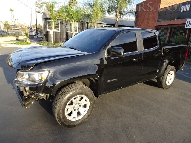 Chevrolet Colorado 2018 price $13,950
