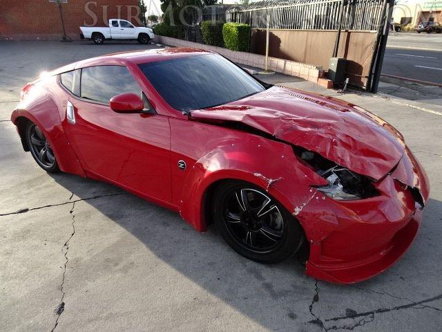 Nissan 370Z 2015 price $8,950