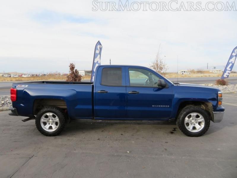 Chevrolet Silverado 1500 2014 price $12,950