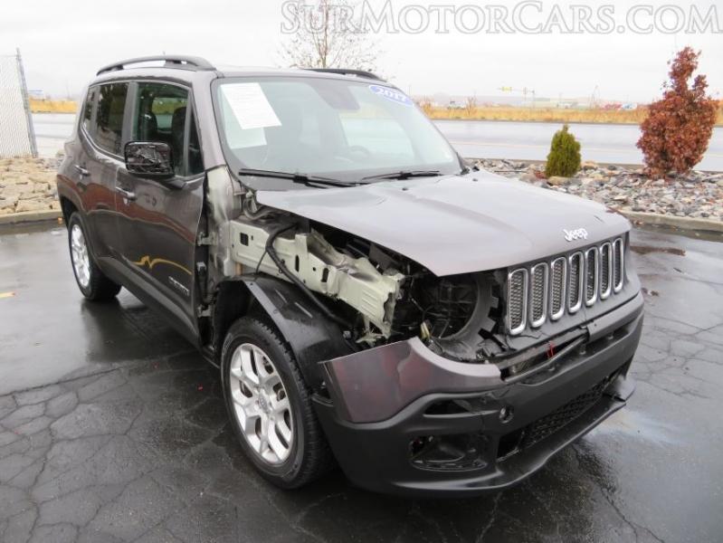 Jeep Renegade 2017 price $6,950