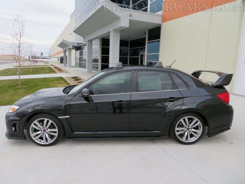 Subaru Impreza Sedan WRX 2013 price $20,600