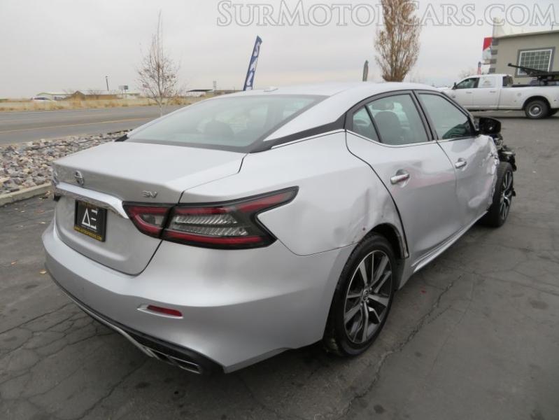 Nissan Maxima 2019 price $10,950