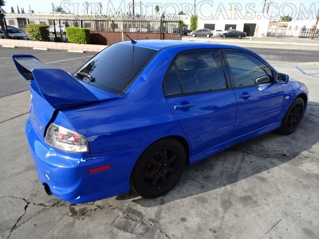 Mitsubishi Lancer 2003 price $8,950