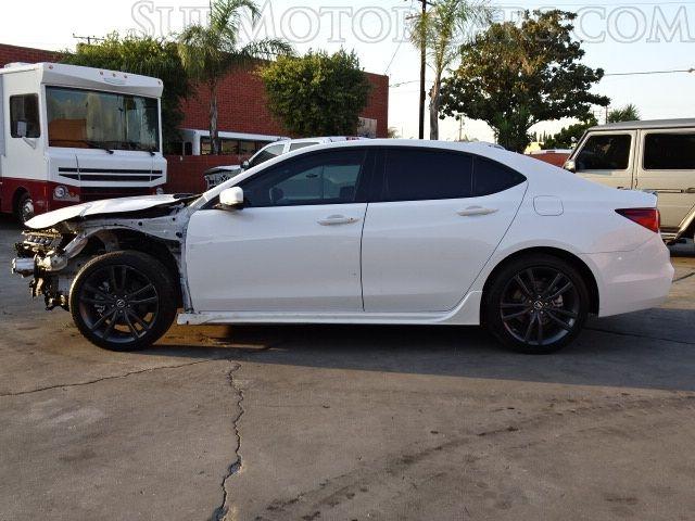 Acura TLX 2018 price $8,950