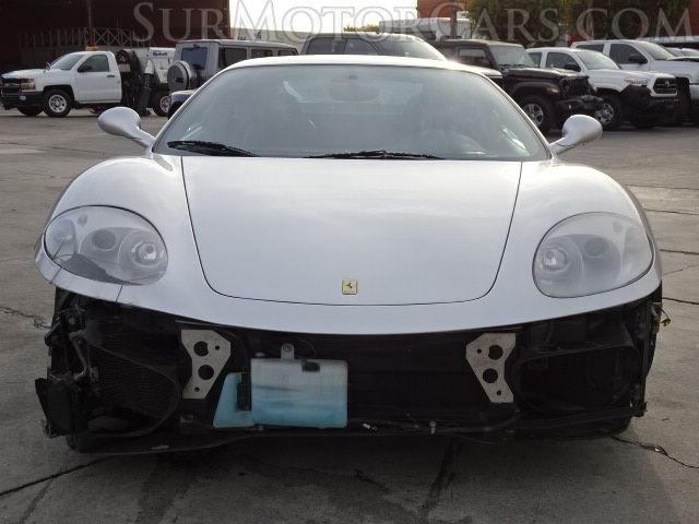 FERRARI 360 MODENA 2001 price $45,950
