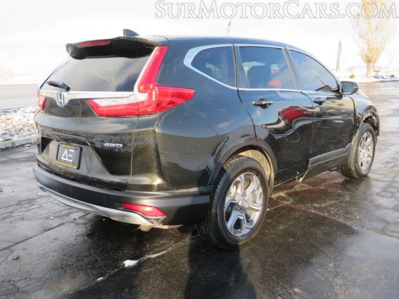 Honda CR-V 2018 price $10,950