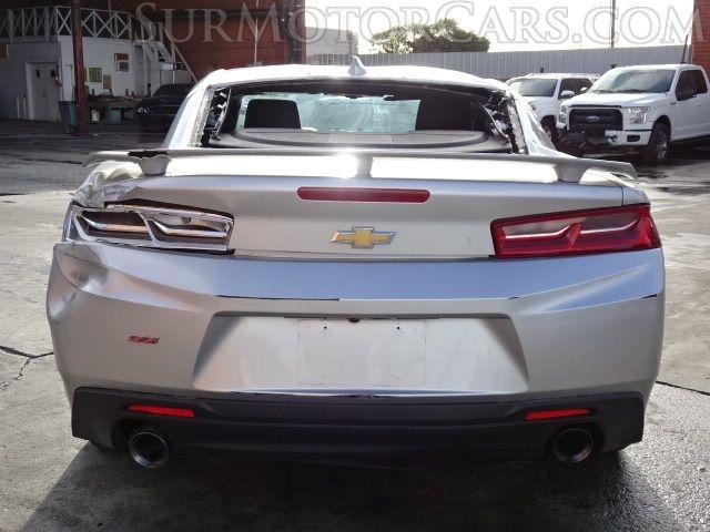 Chevrolet Camaro 2018 price $8,950