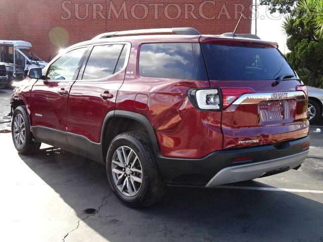 GMC Acadia 2018 price $9,950
