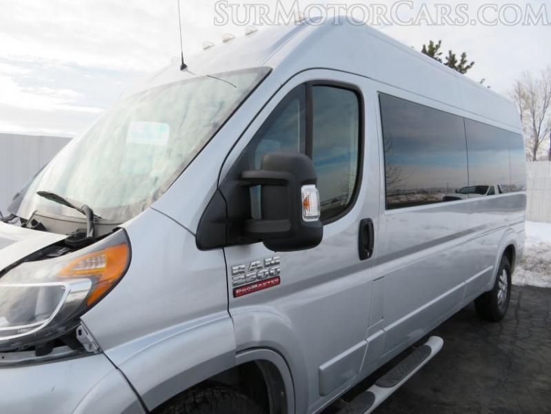 Ram ProMaster Cargo Van 2014 price $12,950