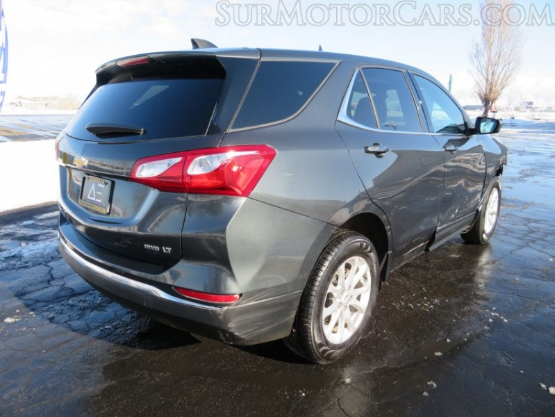 Chevrolet Equinox 2018 price $7,950