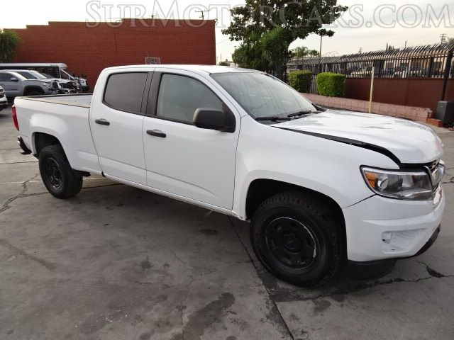 Chevrolet Colorado 2015 price $7,950