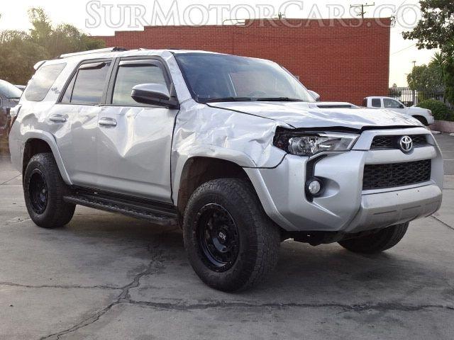Toyota 4Runner 2018 price $11,950