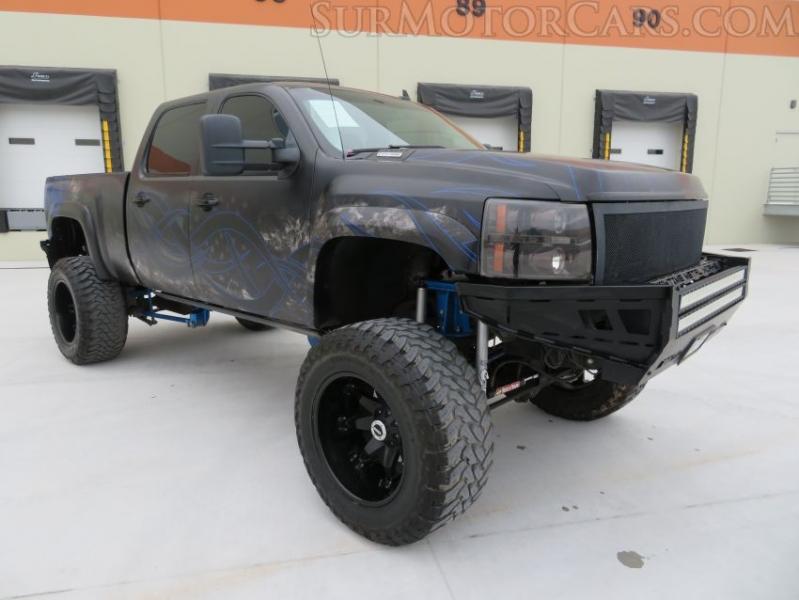 Chevrolet Silverado 2500HD 2009 price $34,950