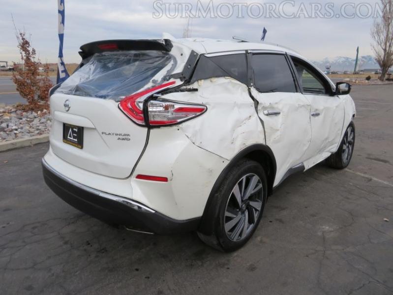 Nissan Murano 2018 price $7,950