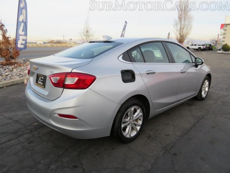 Chevrolet Cruze 2019 price $7,950