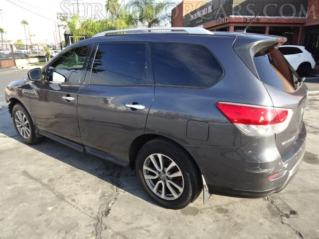 Nissan Pathfinder 2013 price $7,950