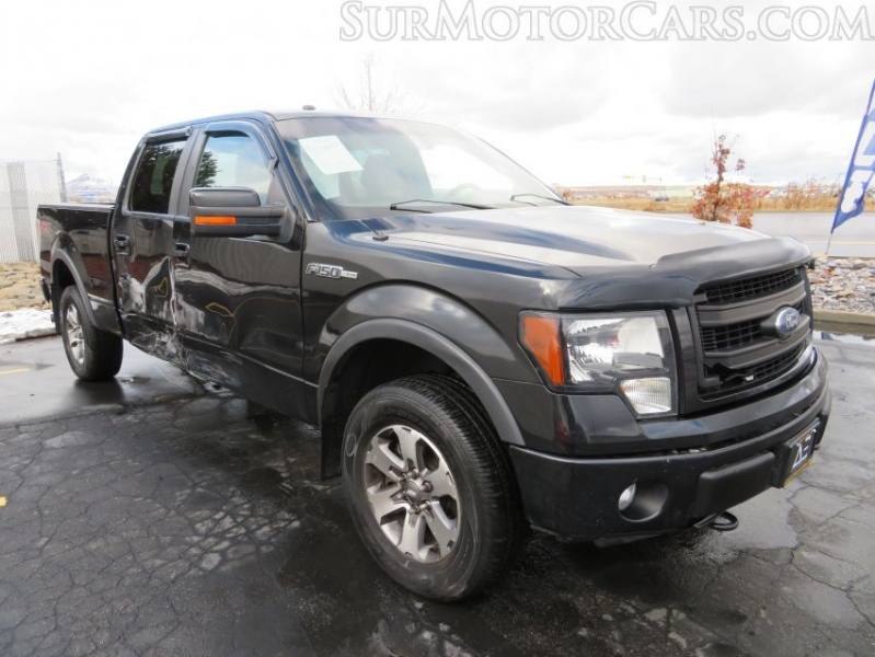 Ford F-150 2013 price $12,950