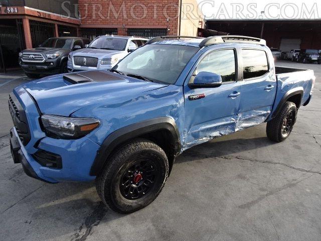 Toyota Tacoma 2018 price $18,950
