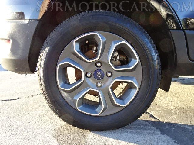 Ford EcoSport 2018 price $5,950