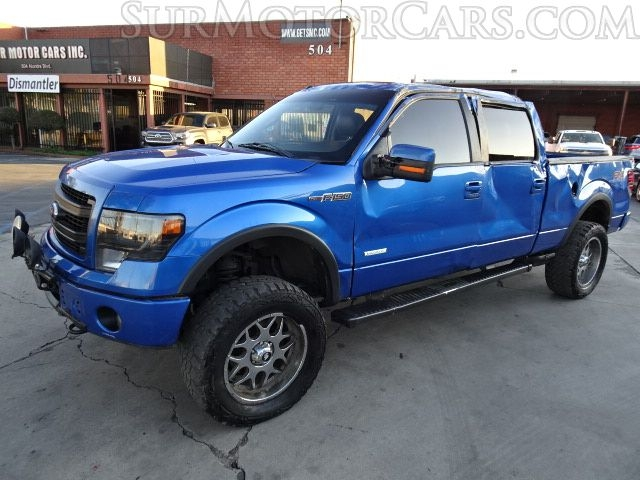 Ford F-150 2014 price $8,950