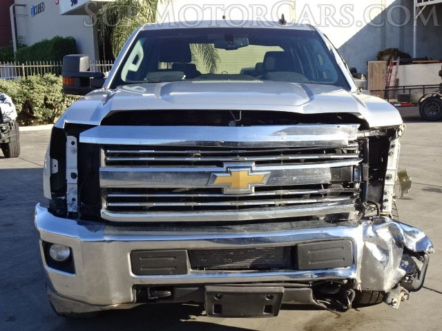 Chevrolet Silverado 2500HD 2018 price $17,950