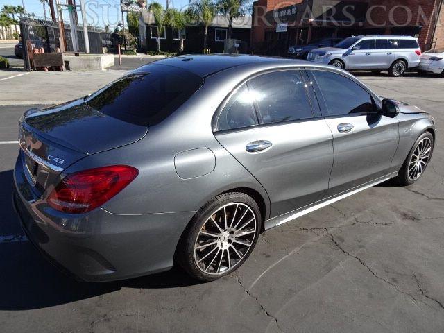 Mercedes-Benz C-Class 2018 price $16,950