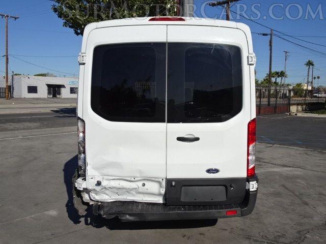 Ford Transit Van 2017 price $17,950