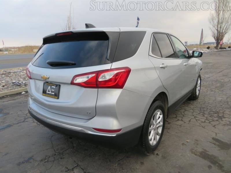 Chevrolet Equinox 2018 price $8,950