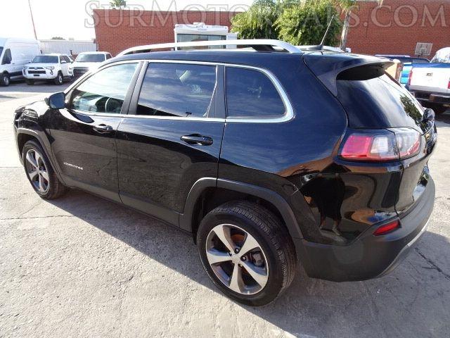 Jeep Cherokee 2019 price $14,950