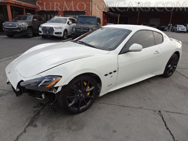 Maserati GranTurismo 2015 price $28,950