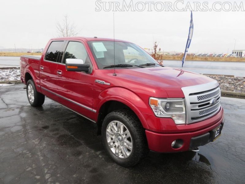 Ford F-150 2013 price $13,950