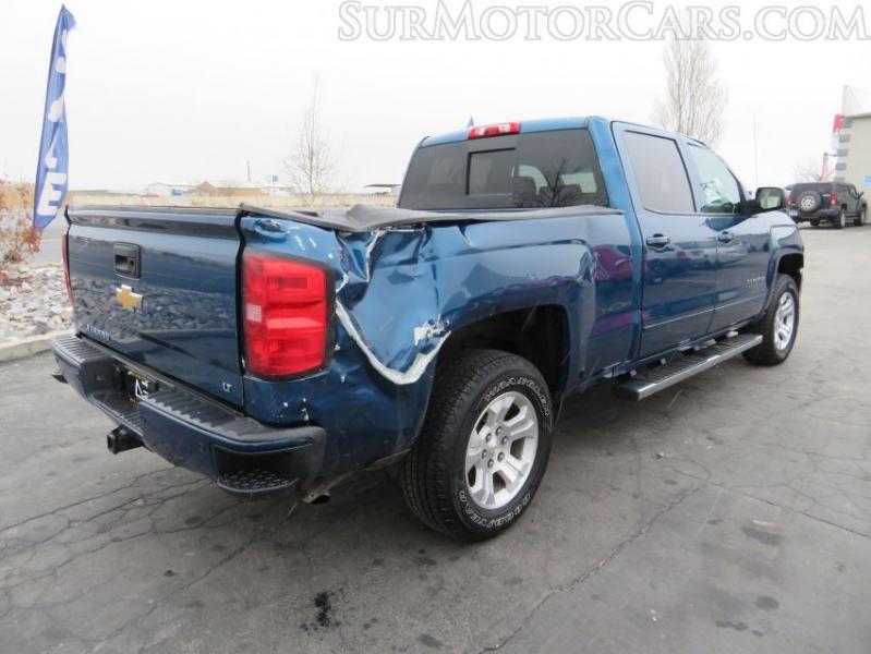Chevrolet Silverado 1500 2018 price $12,950