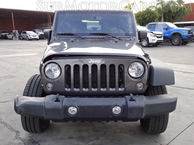Jeep Wrangler 2017 price $12,950