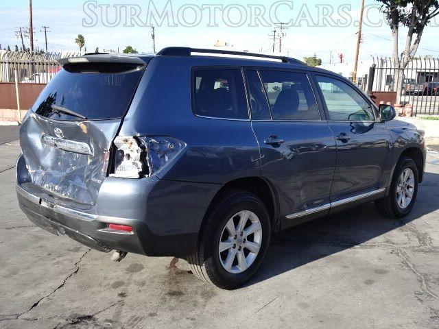 Toyota Highlander 2013 price $8,950