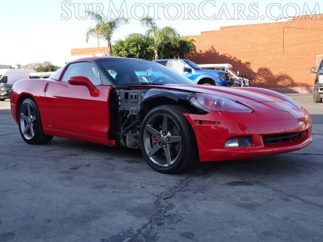 Chevrolet Corvette 2006 price $8,950