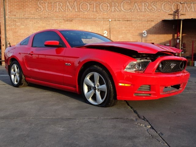 Ford Mustang 2014 price $8,950